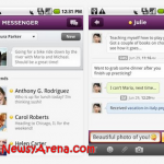 Yahoo Messenger for Android: Newsy Arena free Download links