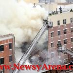 NYC building in Manhattan exploded and collapsed, injuring 17 (Photo)