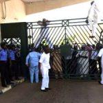 National Assembly News: Police, SSS lock out Tambuwal
