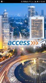 Access Bank mobile App Image
