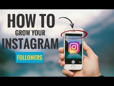How To Grow Real Instagram Followers Organically