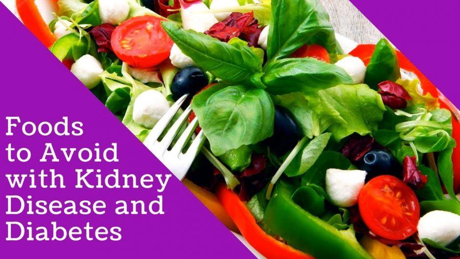 Kidney Damaging Foods