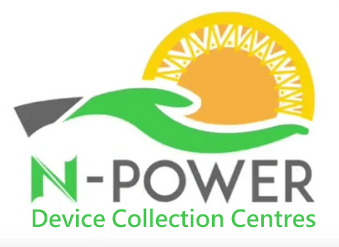 Npower device collection centers address in Nigeria (See List Here)