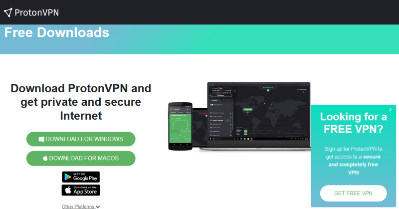 Learn How to Download ProtonVPN Free VPN for PC and Mobile