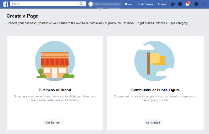 How to Create New Facebook Business Page For Businesses Fast