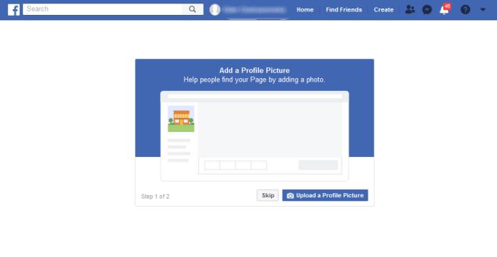 FB profile photo image