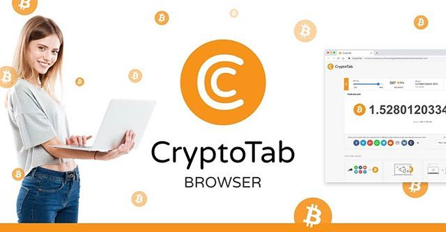 CryptoTab Browser Download: Start Mining and Earn free Bitcoin