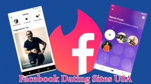 Facebook Dating Site USA