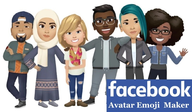 Make your own Avatar Emoji with Facebook Avatar Maker – Find, Create, Edit and Share Avatar